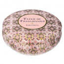 frangi scented metal candle 300g, pink