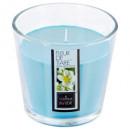 vela perfumada vr flti nina 250 g, azul claro