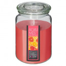 scented candle vr citrus 510g, pink