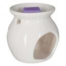 quemador perfumado + cera de lavanda 30g, violeta