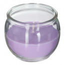 scented candle vr lavender 85g, purple