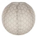 Großhandel Geschenkartikel & Papeterie: Laternenball etnik D45, 3- fach sortiert , Farben