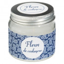 scented candle vr fl cashmere 65g, blue