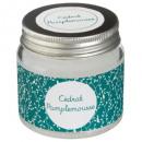 bougie parfumées verre cedrat pamp 65g, vert