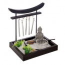 Zen garden bells 15x12, multicolored