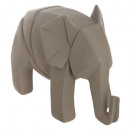 elephant origami spirit, 2- times assorted , color