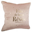 Pillow golden dreams 40x40, multicolored