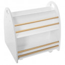 wholesale Music Instruments: low bookcase 2  side dore, multicolored