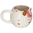 mug unicorn, multicolored