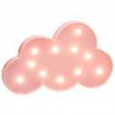 cloud 11 led, 2- times assorted , assorted colors