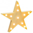 wholesale Illuminants: star 11 led, 2- times assorted , assorted colors