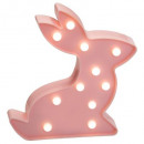 rabbit 11 led, 2- times assorted , assorted colors