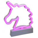 unicorn pink, pink unicorn shape