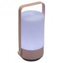 pink, pink led lamp