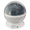 wholesale Child and Baby Equipment: night light projo rotat. gray, gray