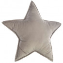 Pillow star gray, gray