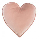Pillow pink heart, pink