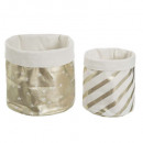 wholesale Figures & Sculptures: storage coton foil x 2, gold