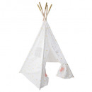 wholesale Children's Furniture: tipi 5 feet h.160 cm dore, white