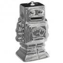 tirelire robot, argent
