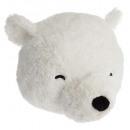 Teddybeer, wit