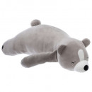 plush bear sweet, gray