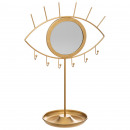 wholesale Jewelry Storage:eye jewelry holder, gold
