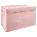 pink, pink non woven chest