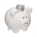 wholesale Saving Boxes: piggy piggy bank, 2- times assorted , assorted col