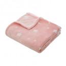Plaid fosforescente rosa, rosa claro