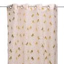 unicorn sheer curtain, 2- times assorted , assorte