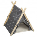 wholesale Children's Furniture:cat tent, gray