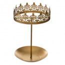 kroon, gouden sieradenhouder