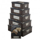box metal corners x6 cocooning, 2- times assorted