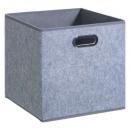 Aufbewahrungsbox 31x31 Filz gc