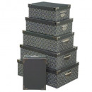 box metal corners x6 eden, 2- times assorted , mul