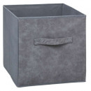 storage box 31x31 leather, 2- times assorted , cou