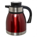 wholesale Thermos jugs:red iso pitcher dbl 1,2l
