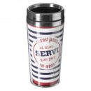 mug iso french 45cl, multicolore