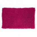 tapis maxi chenille 50x80 fush, rose foncé