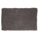 maxi chenille 50x80 taupe tapijt, taupe