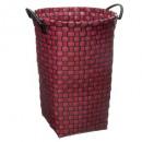 Großhandel Wäsche: Polypropylen Wäschekorb Erika, 4- fach sortiert