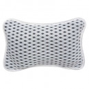 bath pillow, light gray
