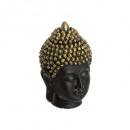 black buddha head h18 magnesie, black