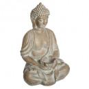 gewitte boeddha magnesium h39, beige
