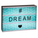 light box with mess dream, assorted colors