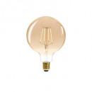 ampoule led ambre g125 4w, ambre
