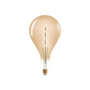 led bulb twisted amb ps160 6w, amber