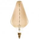 ampoule led torsd amb va188 6w, ambre
