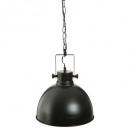 grossiste Informatique et Telecommunications: suspension metal ronde d30h26, noir